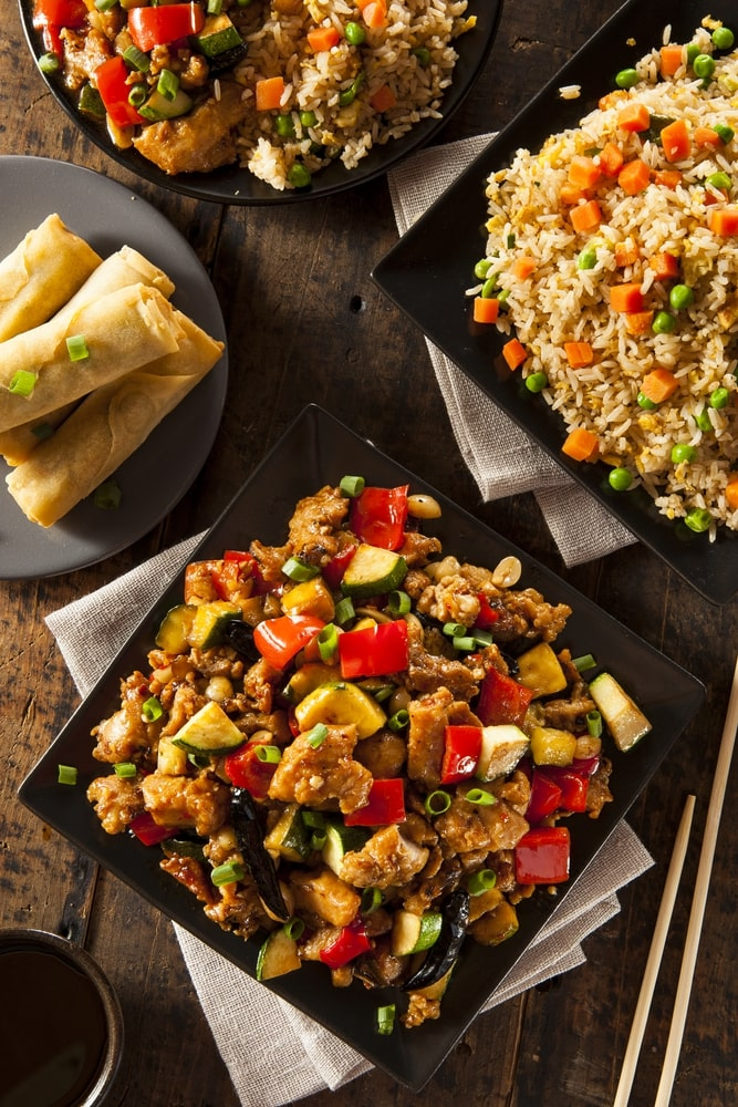 Authentic Kung Pao Chicken Recipe