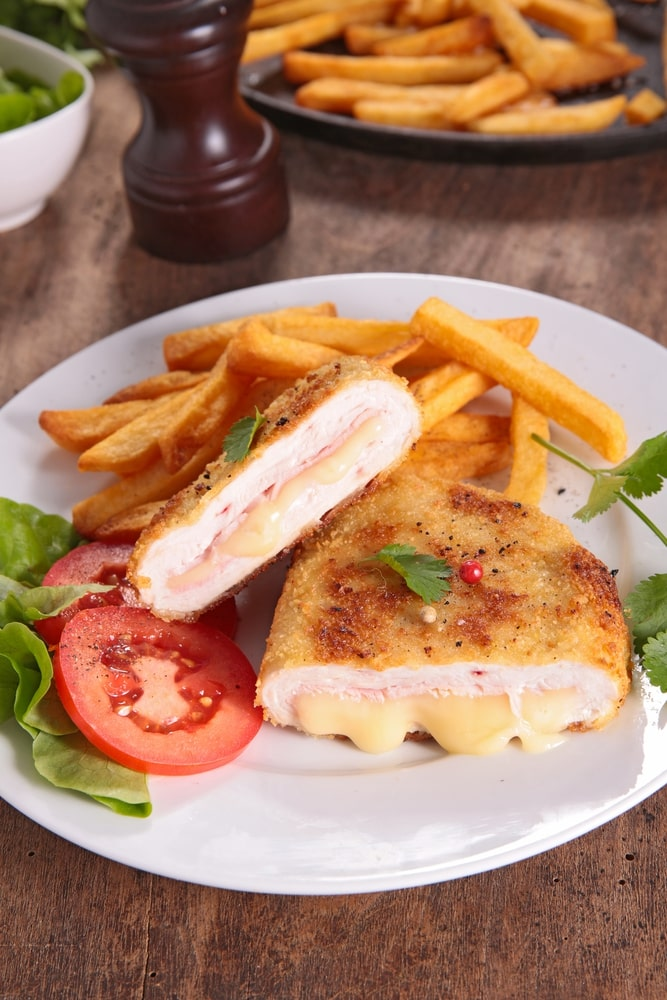 Best Chicken Cordon Bleu Recipe