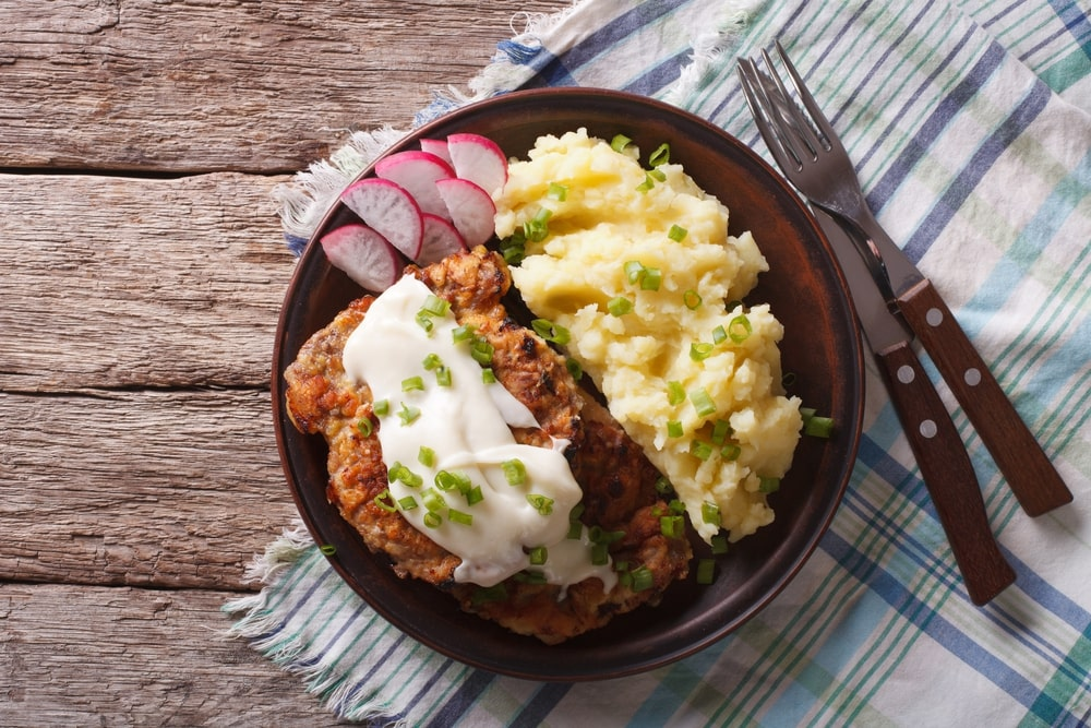 Best Chicken Fried Steak Recipe