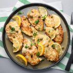 Lemon Chicken Piccata