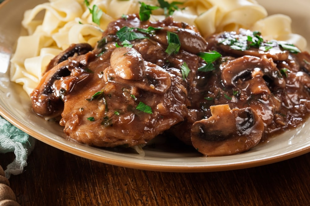 Marsala Chicken