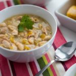 White Chicken Chili – Easy Creamy White Chicken Chili Recipe