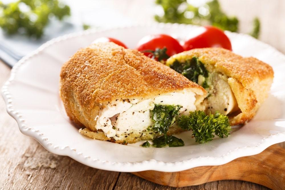 Easy Chicken Kiev Recipe