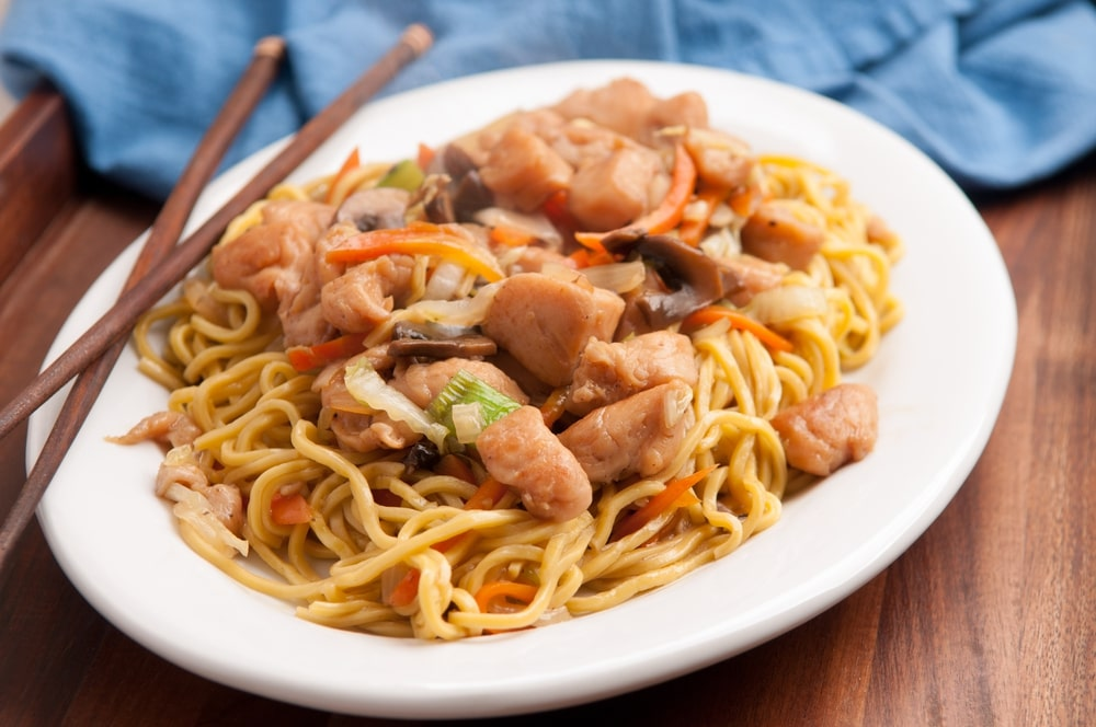 Chicken Chow Mein Easy Chicken Chow Mein Recipe For Your Family