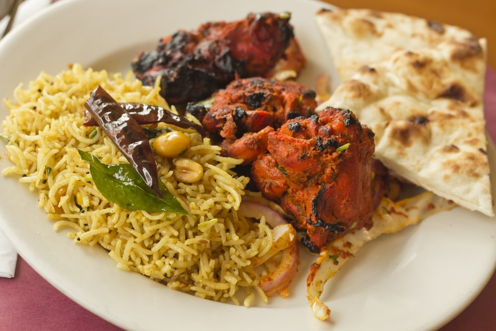 Authentic Tandoori Chicken
