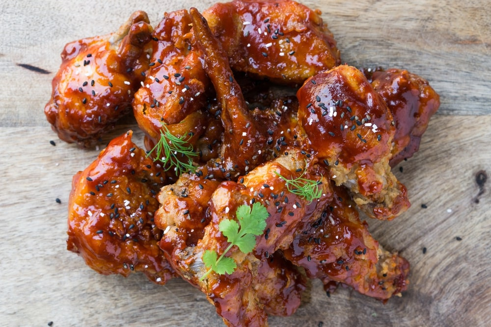 Fried Korean Chicken
