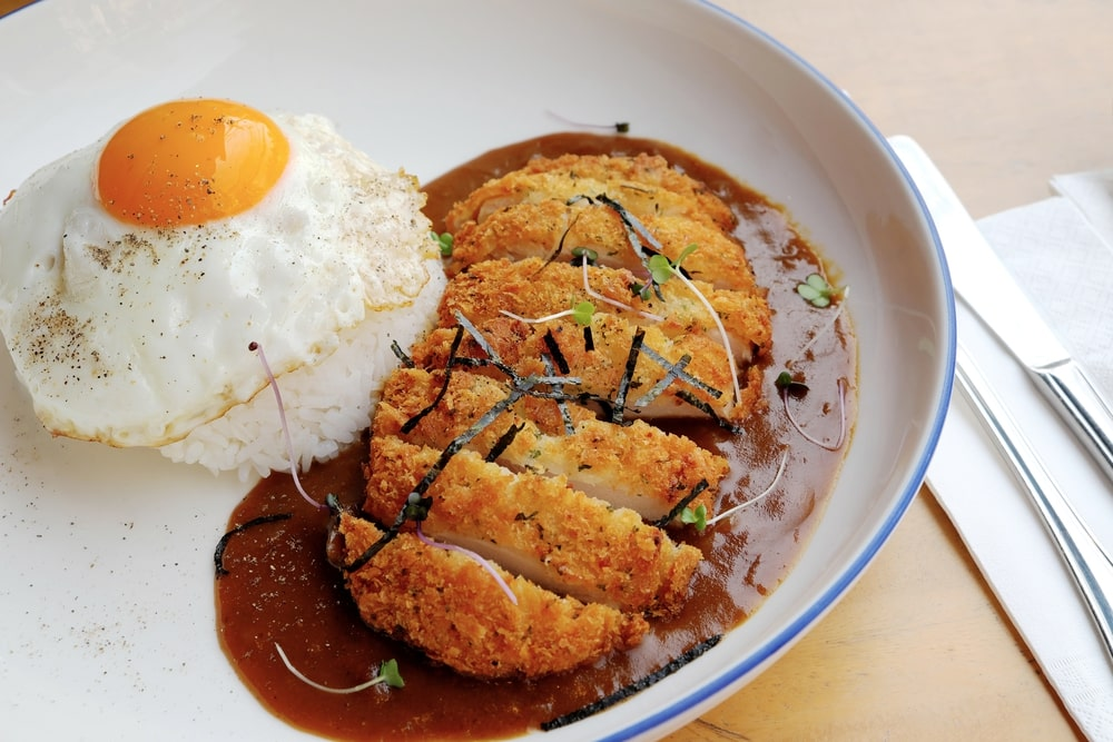 What is Chicken katsu