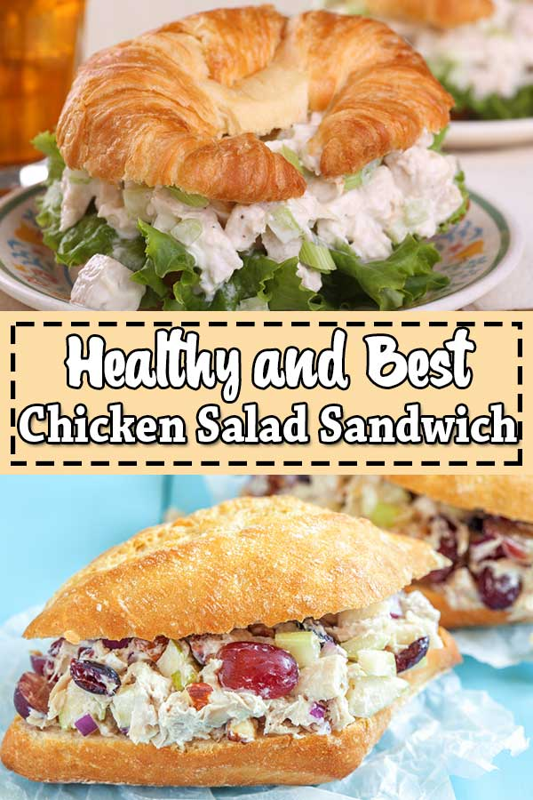 chicken salad sandwich recipe