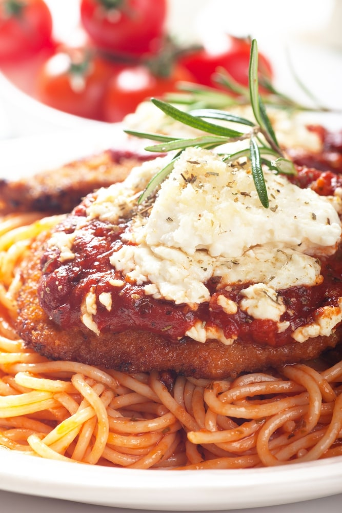 Chicken Parmigiana - The Best Chicken Parmigiana Recipe