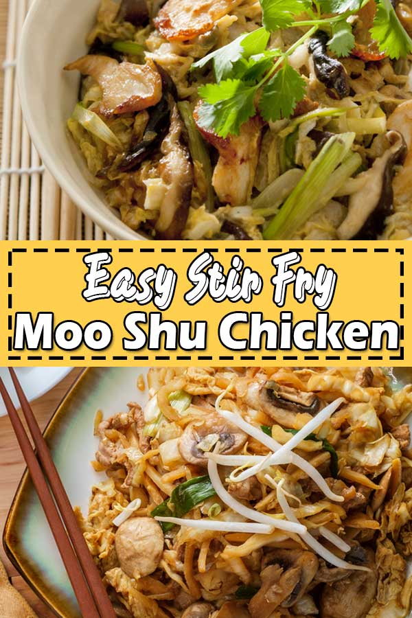 moo shu chicken recipe