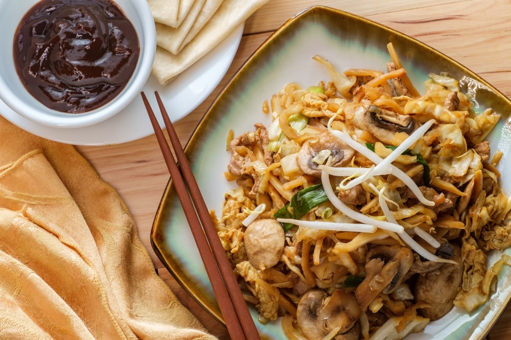 moo shu chicken