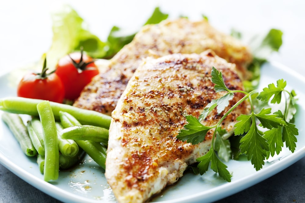 pan fried chicken breast