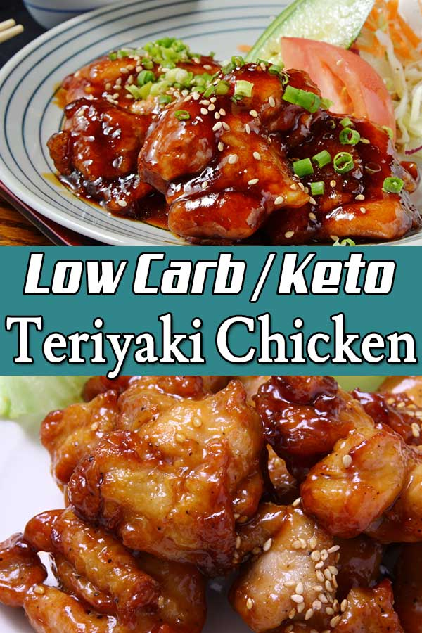 Low Carb Keto Teriyaki Chicken