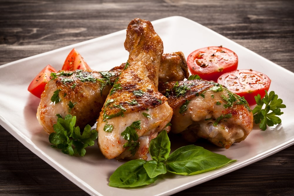 keto chicken drumsticks