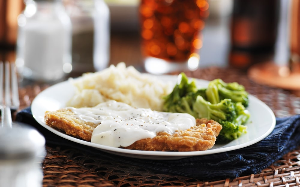 keto chicken fried steak
