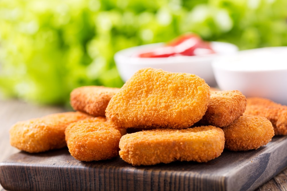 low carb zesty chicken nuggets