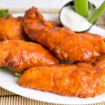 keto buffalo chicken tenders