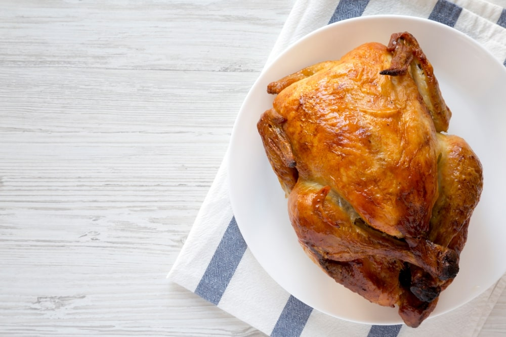 rotisserie chicken on keto