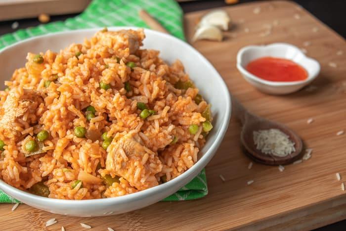 Brazilian Chicken and Rice Galinhada