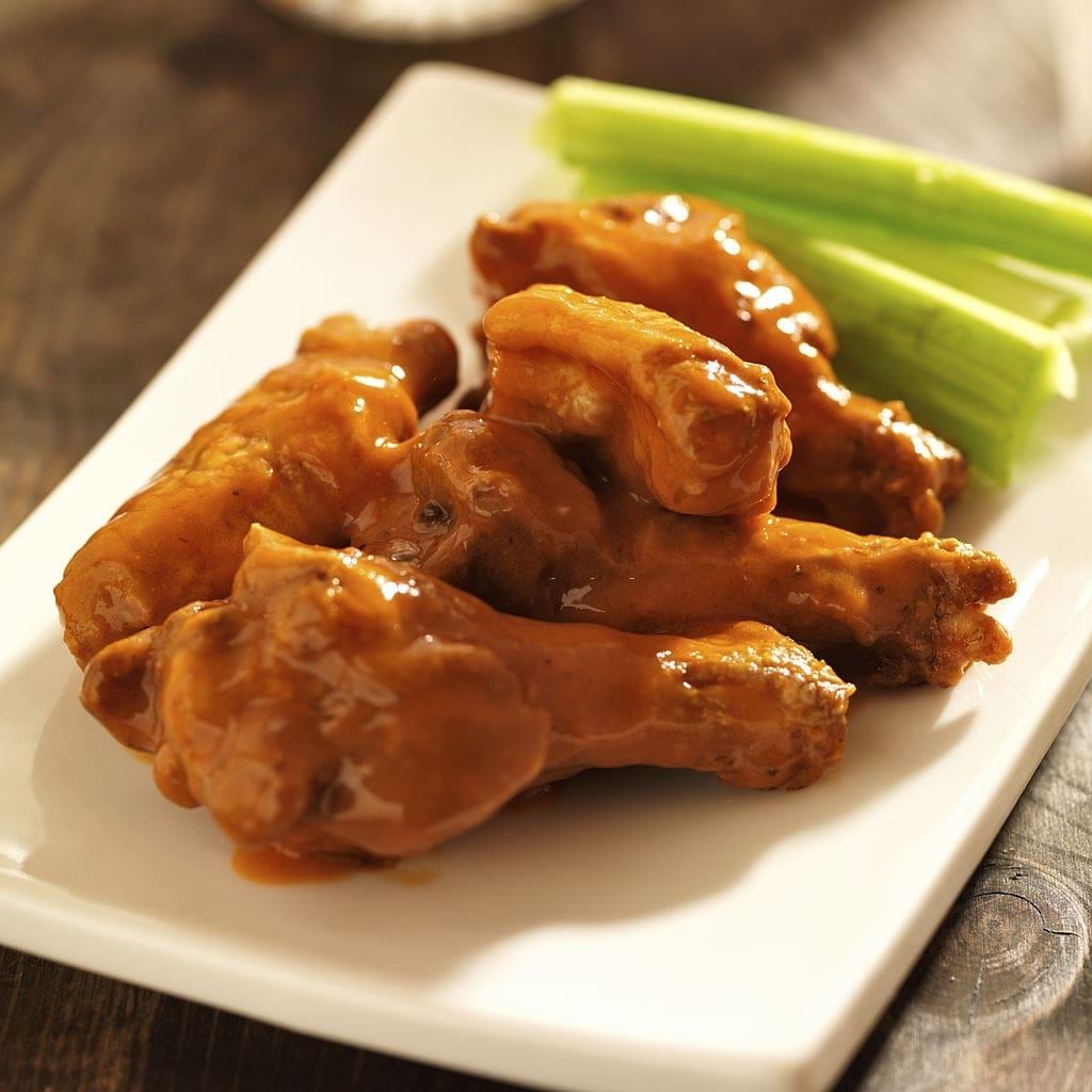 keto buffalo chicken wings baked