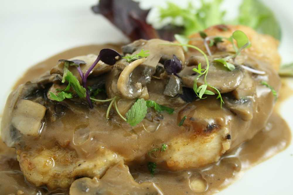 keto chicken marsala crockpot