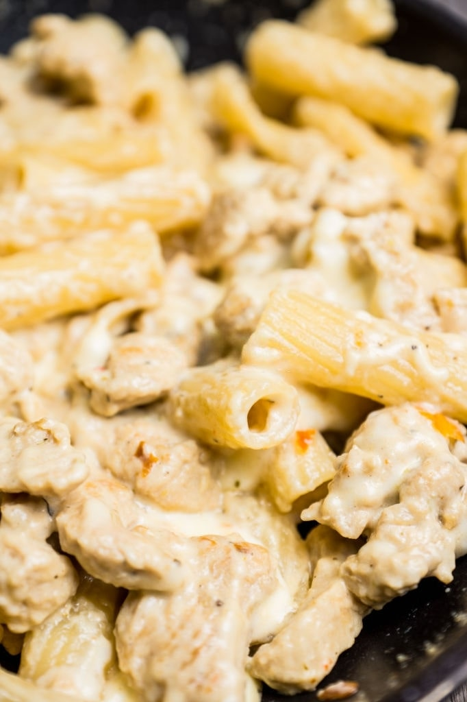 chicken broccoli alfredo crock pot