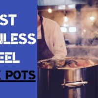 best stainless steel stock pot