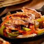 Chicken Fajitas With Homemade Seasoning