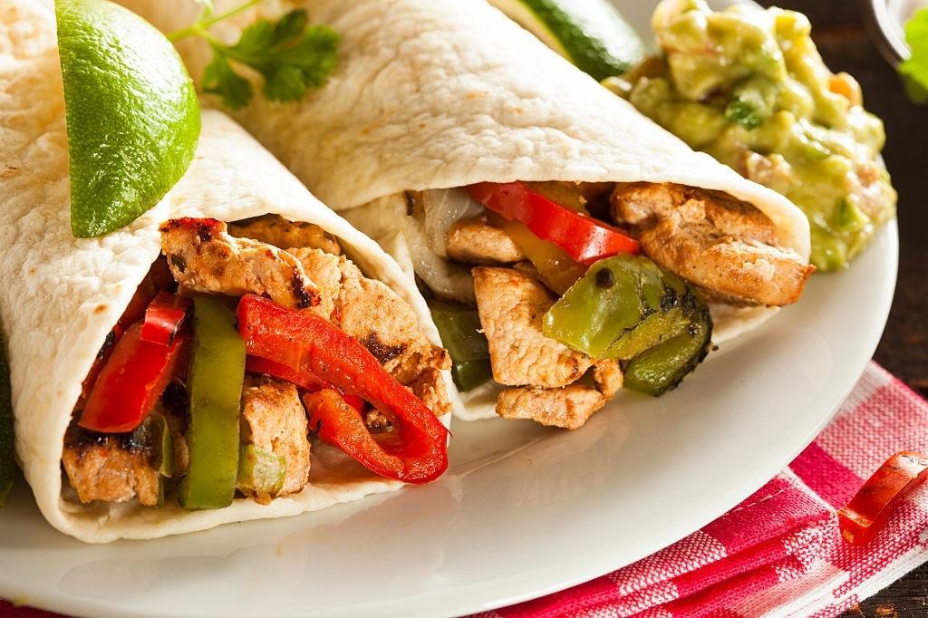 Flavorful Chicken Fajitas