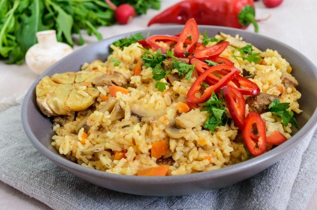 keto chicken fried rice cauliflower