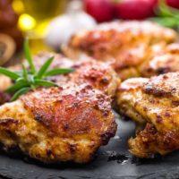 keto grilled chicken thighs